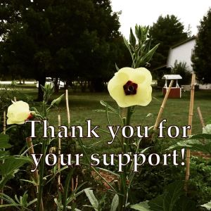 Thank You with Well