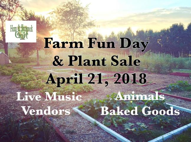 farm fun day spring 2018