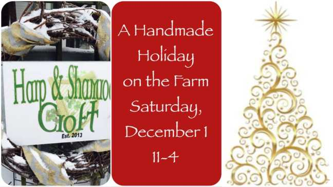Handmade Holiday on the Farm