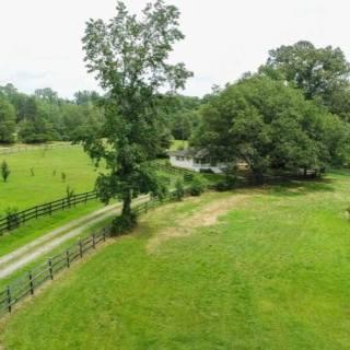 new farm aerial