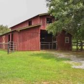 new farm barn